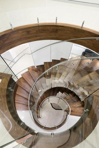 Spiral Staircase Residential. Images: 7