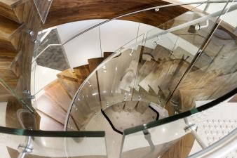 Spiral Staircase Residential. Images: 9
