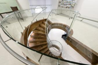 Spiral Staircase Residential. Images: 8