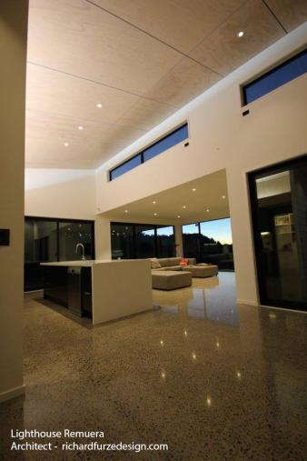 Living room lighting design by Mike Renwick. Image: 35