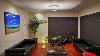 Living Room lighting design by Kane McHugh. Image: 28