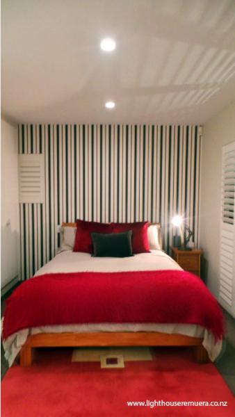 Bedroom lighting design by Kane McHugh. Image: 26