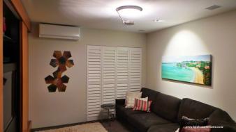 Lounge lighting design by Kane McHugh. Image: 33