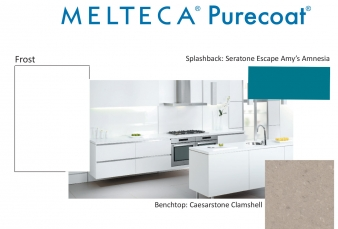 Melteca Purecoat Frost. Image: 1