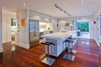 Modern Kitchen. Image: 2
