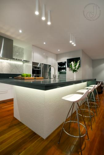 Contemporary Kitchen. Image: 3