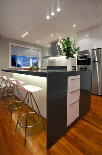 Contemporary Kitchen. Image: 4