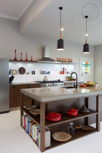 Rustic Kitchen. Image: 1