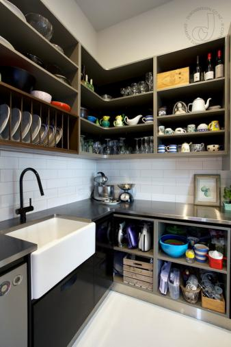 Rustic Kitchen. Image: 4