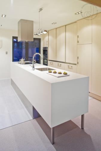 Scandinavian Kitchen . Image: 1