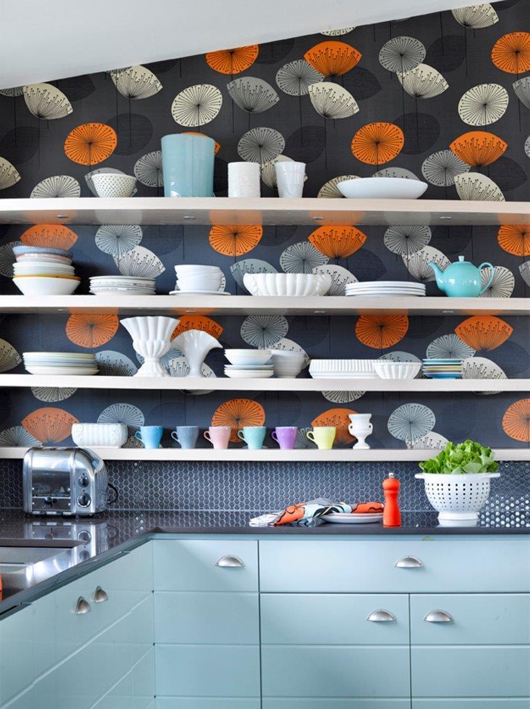 Eclectic Kitchen by Du Bois Design