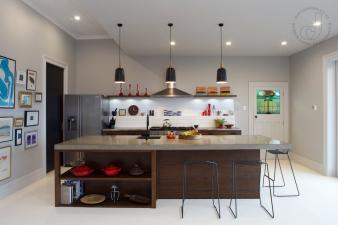Rustic Kitchen. Image: 2