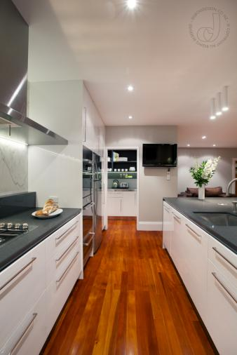 Contemporary Kitchen. Image: 1