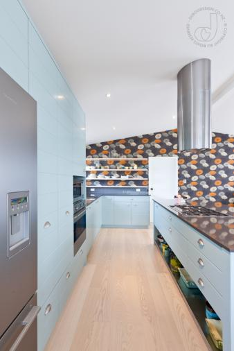 Eclectic Kitchen. Image: 1