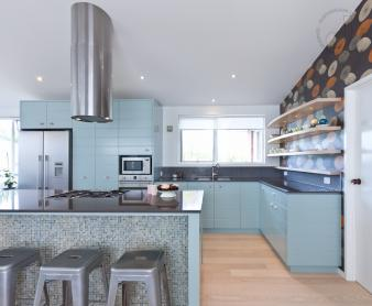 Eclectic Kitchen. Image: 2