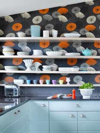Eclectic Kitchen. Image: 4