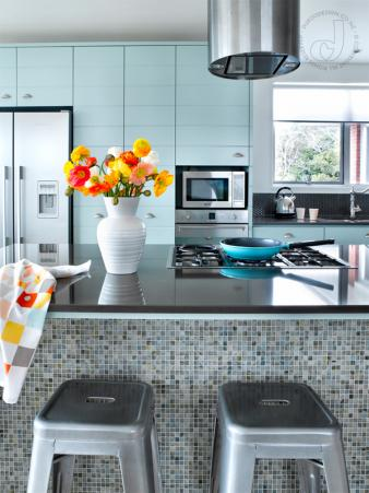 Eclectic Kitchen. Image: 3