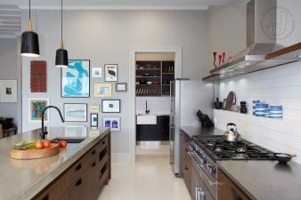 Rustic Kitchen. Image: 3