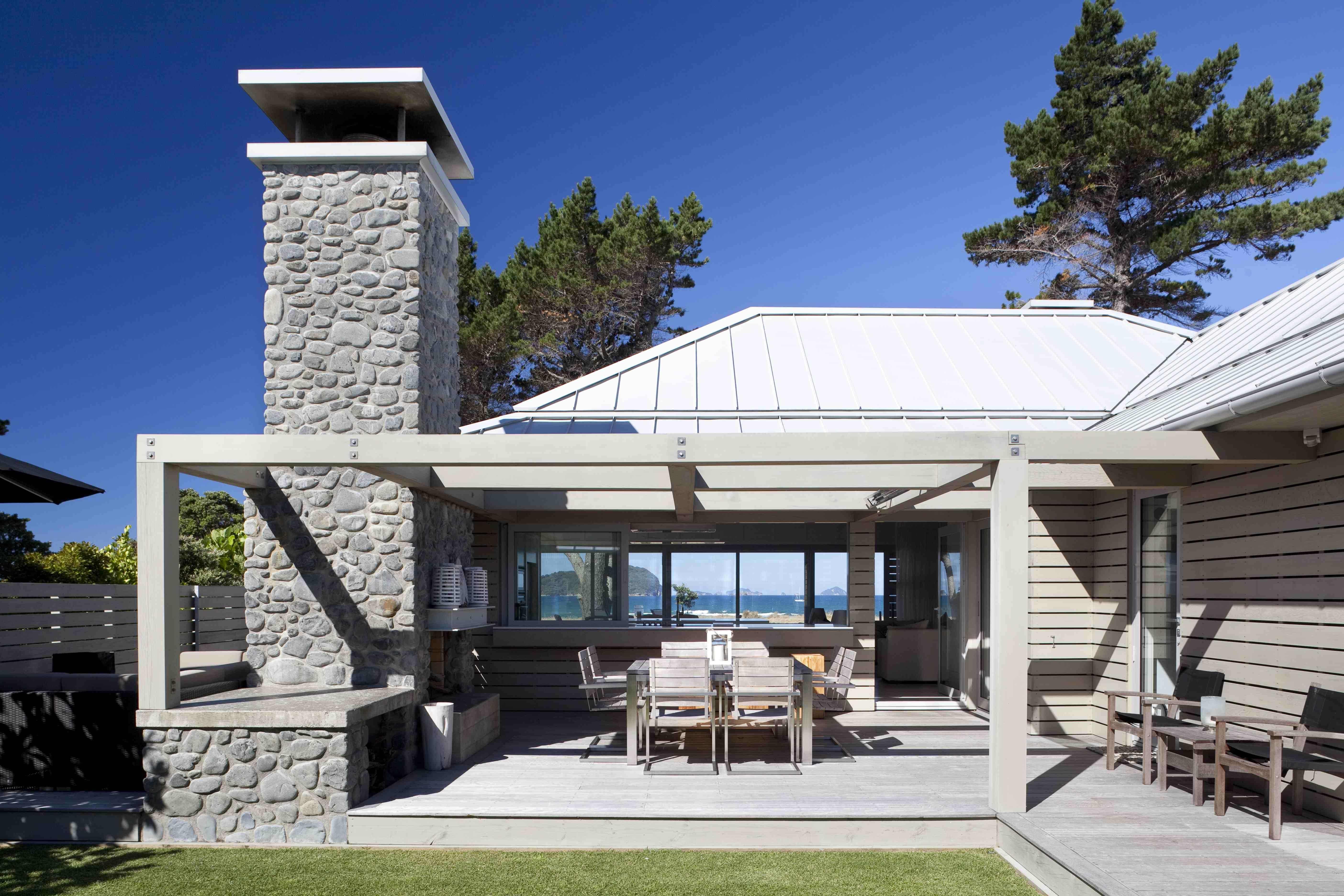 My favourite beach houses for Anderson architects