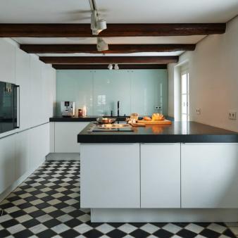 Modern Kitchen Design. Image: 2