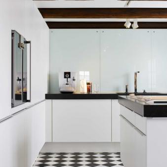 Modern Kitchen Design. Image: 1