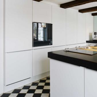 Modern Kitchen Design. Image: 3