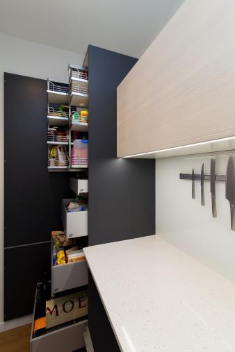 Kumeu Kitchen Design by Poggenpohl. Image: 4