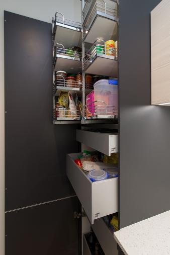 Kumeu Kitchen Design by Poggenpohl. Image: 3