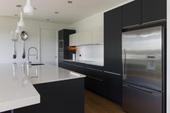 Kumeu Kitchen Design by Poggenpohl. Image: 5