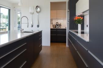 Kumeu Kitchen Design by Poggenpohl. Image: 13