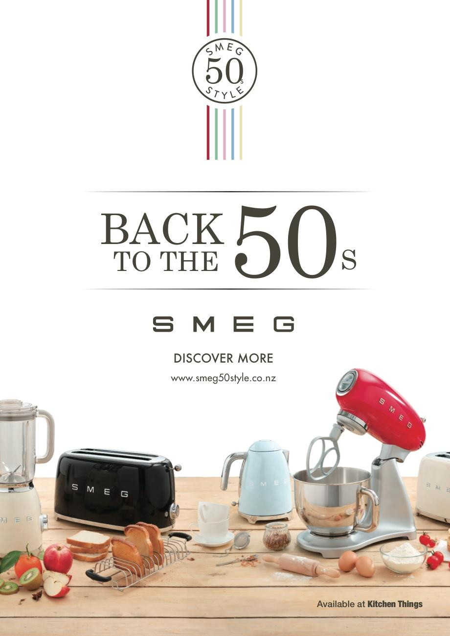 Smeg 50 s Retro Style Small Appliances