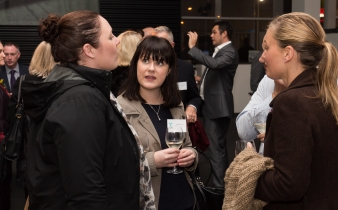 Sian Bennett, Chloe Lovell and Amy West Paul Brown Architects. Image: 111