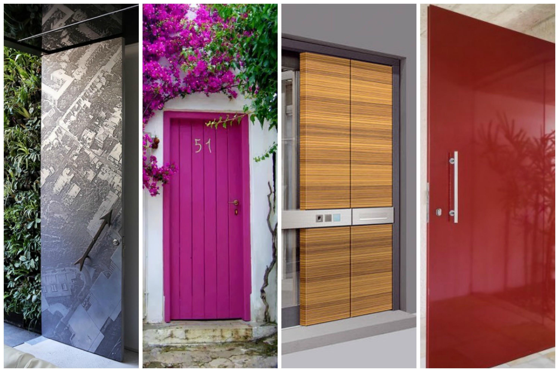 18 Modern And Creative Doors Designs