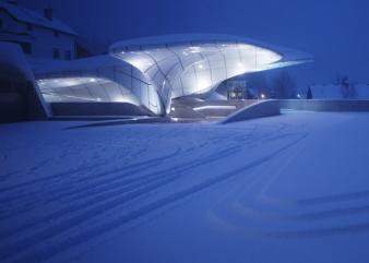 Nord Park Railway Station, Austria