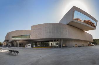 The Maxxi Italian national Museum