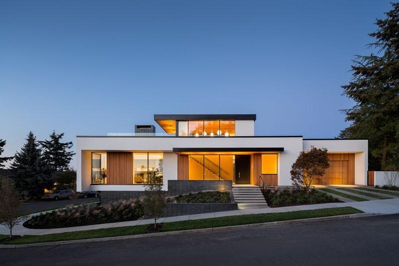 Contemporary House in Portland