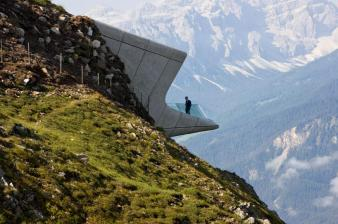 Messner Mountain Museum, Italy