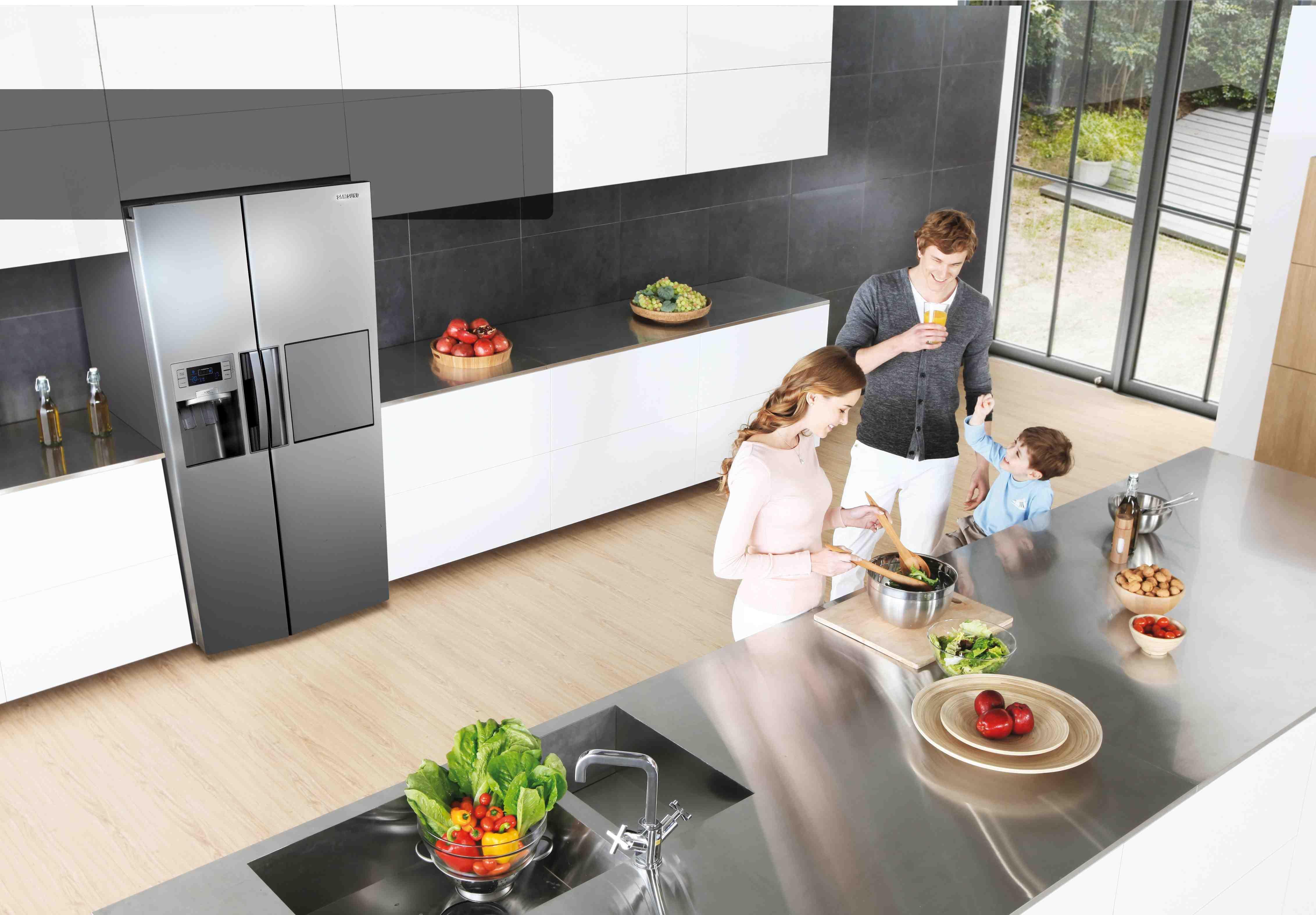 samsung kitchens