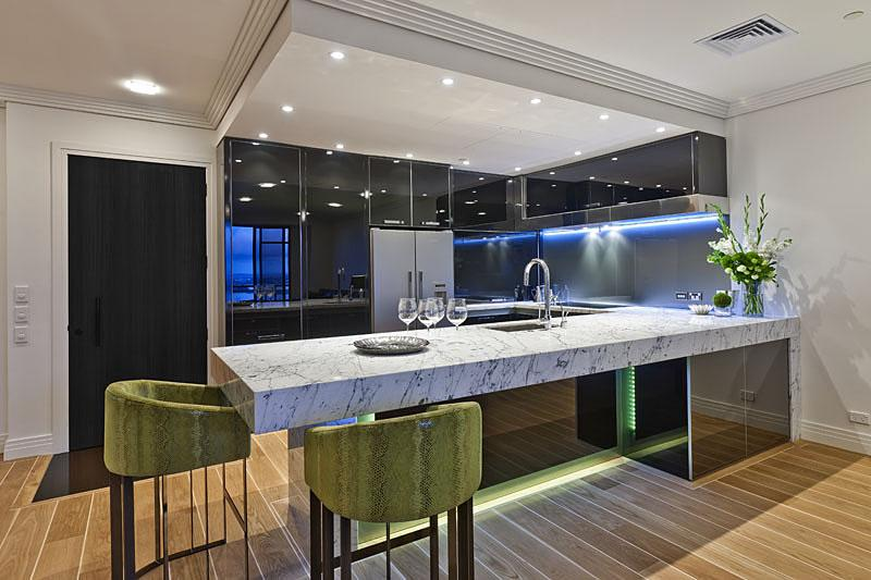 Award winning kitchens for Kitchen designs australia