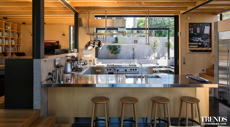 Trends international design awards new zealand kitchens for Kitchen design new zealand